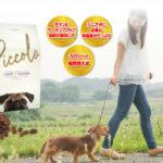 ピッコロドッグフードはシニア犬に適したフードです